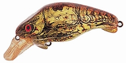 Timber Tiger DC-8 kleur 222 Table Rock Mean Green Craw