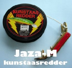 JAZA-M 120 gram Kunstaasredder